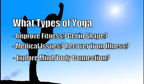 Types Of Yoga Find The Right Style